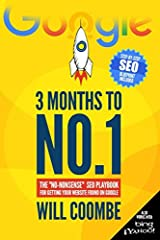 """What Can You Expect From This Book?"" Learn the SEO tactics that saw one Airline Pilot quit his flying career. The same ones he used to build a Top SEO Agency in London. 7 Years & 500 clients later, he hands you the Playbook. ""NEW Release..."