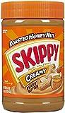 Skippy Peanut Butter - Roasted Honey Nut - 16.3 oz (Pack of 2)