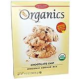 European Gourmet Bakery, Organics, Organic Cookie Mix, Chocolate Chip, 12.3 oz (348.35 g) - 2PC