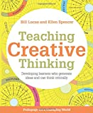 Teaching Creative Thinking: Developing learners who generate ideas and can think critically (Pedagogy for a Changing World)