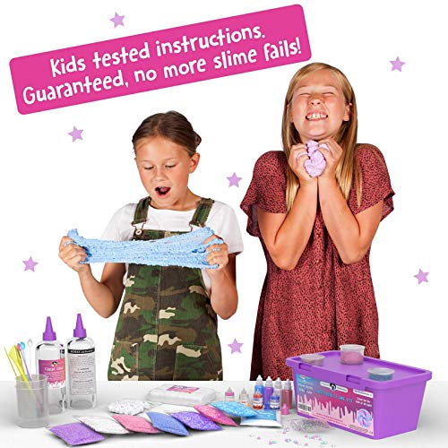 Original Stationery Unicorn Slime Kit Supplies Stuff for Girls Making Slime [Everything in One Box] Kids Can Make…
