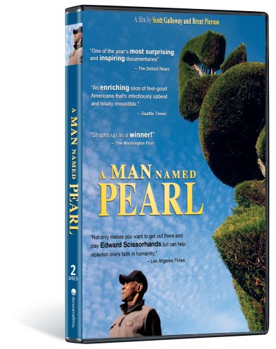A Man Named Pearl DVD + CD SET