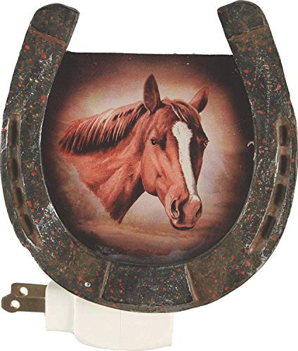 River's Edge Products REP Horse Night Light (5 Units) by River's Edge Products (Image #1)