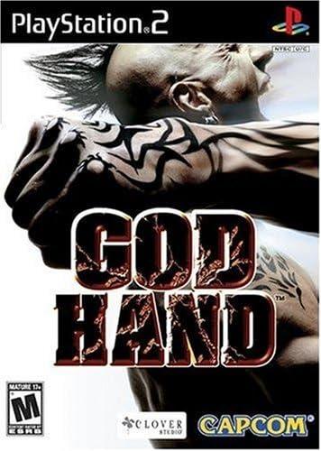 Amazon com: God Hand - PlayStation 2: Artist Not Provided