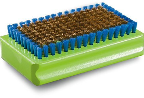 Dakine Brass Tuning Brush, Green