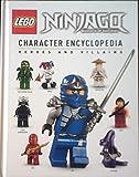 Lego Ninjago Character Encyclopedia: Heroes and Villains