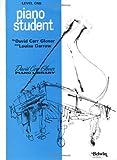 Piano Student (David Carr Glover Piano Library)