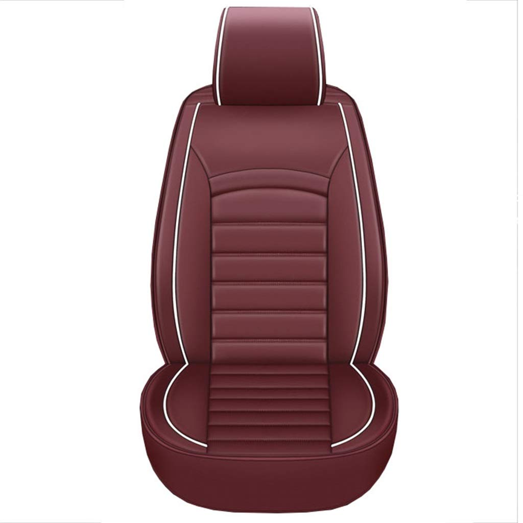 Car Seat Cushion is Suitable for Modern Xinshengda Famous Map to Lead The Movement of Rena Passat Jetta Four Seasons Universal Wine Red