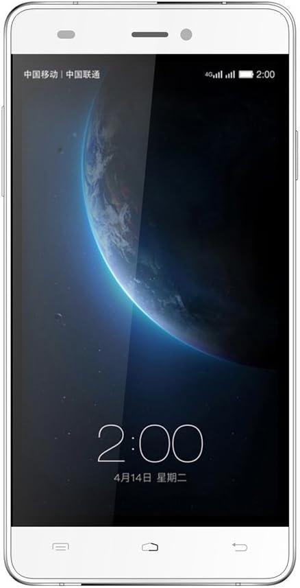 koobee Smartphone 5 HD, cámara de 13 MP, 4 G Quad-Core 1.3 GHz, 16 GB ROM + 2 GB RAM, 2 de Micro SIM, Android 6.0, Blanco y Negro: Amazon.es: Electrónica