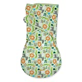 Summer Infant SwaddleMe WrapSack, Safari