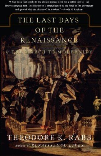 Last Days Of The Renaissance