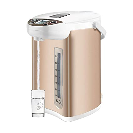 Dispensadores de agua caliente Hervidores pequeño para el hogar Oficina Mini Escritorio Caldera eléctrica doméstica Botella