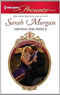 Defying the Prince (The Santina Crown Book 5)