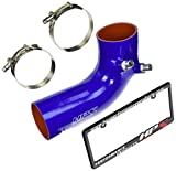 HPS (18521-BLUE) Silicone Post MAF Air Intake Tube for Lexus IS-F V8 5.0L