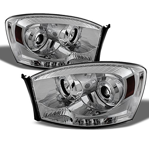 07 dodge ram headlight assembly - 6
