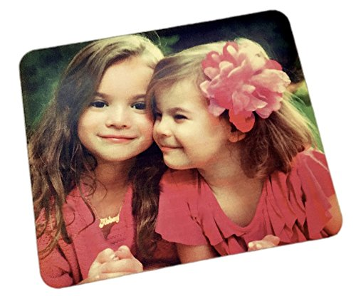 - Custom Photo Mouse Pad - Personalized with Your Picture or Logo