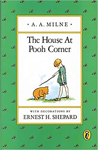 The House at Pooh Corner Book Cover