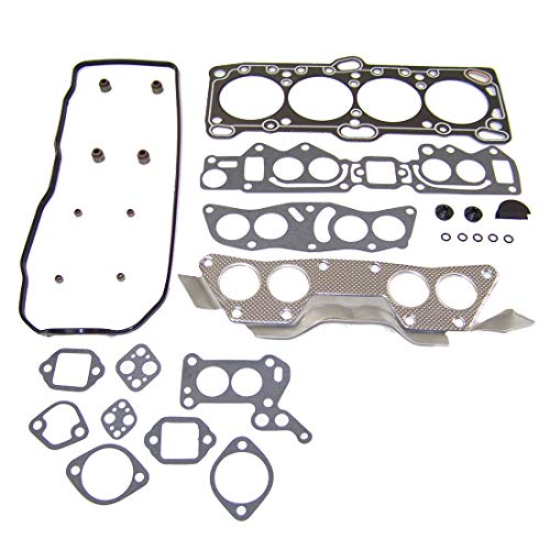 DNJ HGS105 Graphite Head Gasket Set for 1983-1992 / Dodge, Mitsubishi, Plymouth/Colt, Cordia, Galant, Mighty Max, Power Ram 50, Ram 50, Tredia /2.0L / SOHC / L4 / 8V / VIN 5, VIN D, VIN V