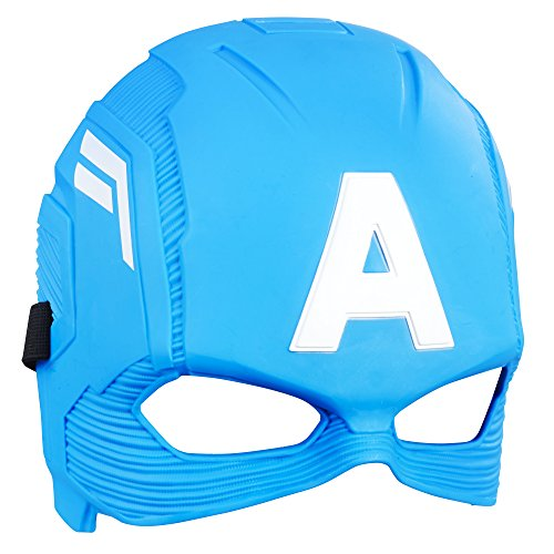 Marvel Avengers Captain America Basic Mask ()