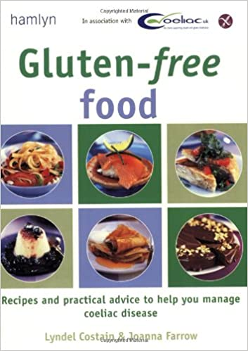 Gluten Free Food Lyndel Costain Joanna Farrow 9780600607939