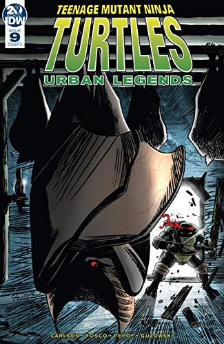 Amazon.com: Teenage Mutant Ninja Turtles: Urban Legends #9 ...