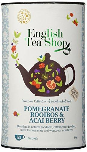 English Tea Shop Pomegranate Rooibos