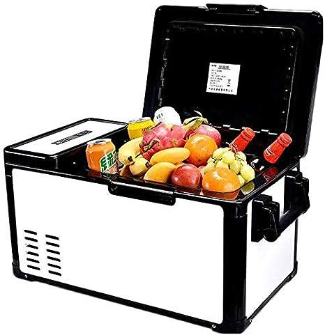 GWFVA Congelador portátil de Gran Capacidad para refrigerador de ...