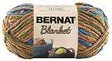 Bernat Blanket Yarn, 5.3 Ounce, Cozy Cabin, Single Ball