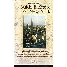 Guide Litteraire De New-York