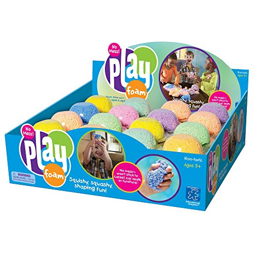 - Educational Insights Playfoam Party Pack of 64 - Perfect for Birthday Party, Classroom Party, Party Favors & Goodie Bag Filler