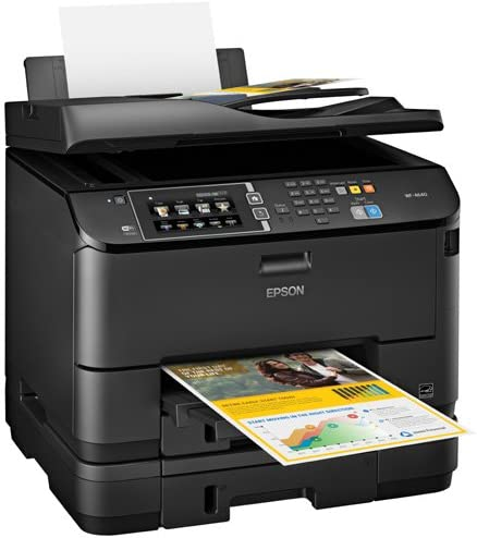 Amazon.com: Epson WorkForce Pro WF-4640 impresora ...