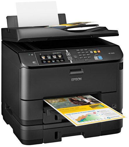 Epson Workforce Pro Wf 4640 Wireless Color All In One