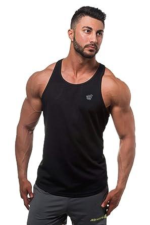 3426b9372a978 Amazon.com  Jed North Men s DRI-FIT Microfiber Bodybuilding Stringer ...