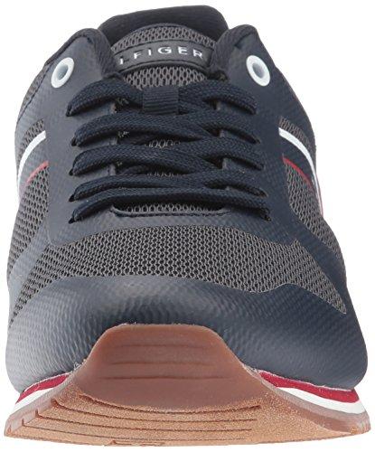 Tommy Hilfiger Mens Fenson Sneaker Navy ...