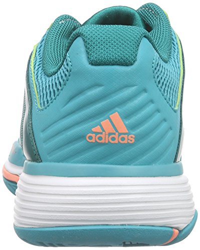 Shock Green Eqt S16 Ftwr S16 Tennisschuhe Club Grün Barricade adidas Damen White Green Hqwapp