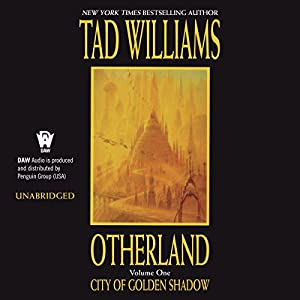 City of Golden Shadow Hörbuch