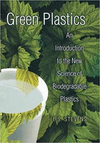 Green Plastics: An Introduction to the New Science of ...