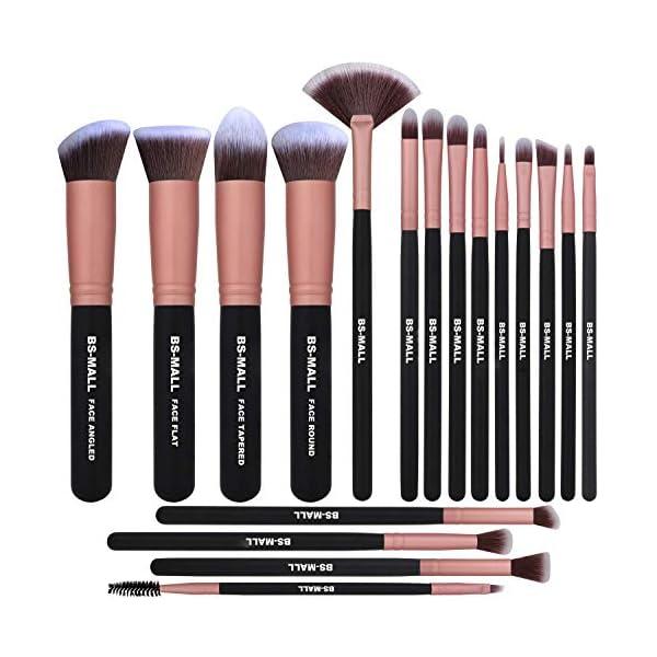 Best Makeup Brushes Professional Eye Brushes for Blending Eyeshadow