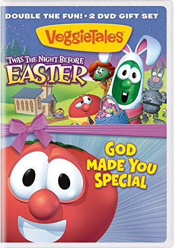 VeggieTales: 'Twas the Night Before Easter / God Made You Special (Tal Outlets)