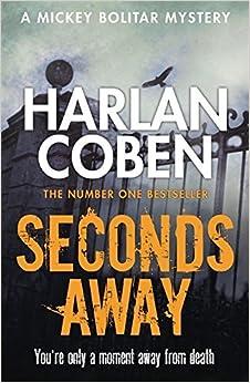 Book Seconds Away (Mickey Bolitar 2) by Harlan Coben (2013-08-15)