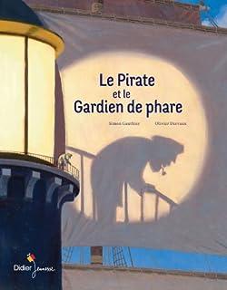 Le pirate et le gardien de phare, Gauthier, Simon