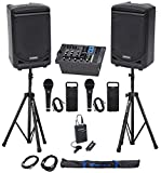 "Best Samson Technologies PA Systems - Samson Expedition XP300 300w 6"" PA DJ Speakers+Mixer+Lavalier+Wired Review"