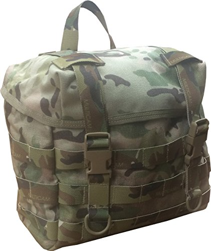 - Fire Force Military MOLLE Field Butt Pack Made in USA (Multi Cam)