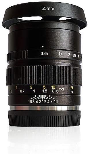 Zhongyi Mitakon Speedmaster 35 Mm F Kamera