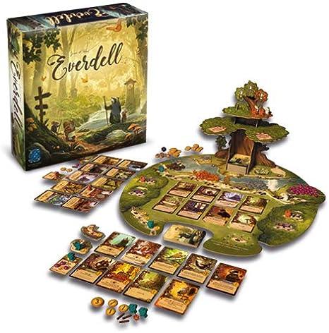 Asmodee Italia Everdell 8191 - Juego de Mesa: Amazon.es: Juguetes y juegos
