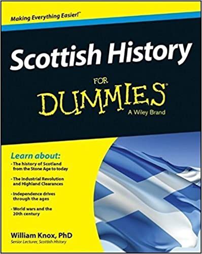 Book Scottish History For Dummies by William Knox (2014-09-09)