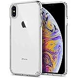 Spigen Ultra Hybrid Designed for Apple iPhone Xs MAX Case (2018) - Crystal Clear