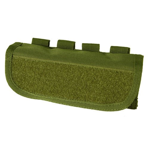 Condor MA12 Tactical MOLLE Shotgun Shell Pouch - OD Green