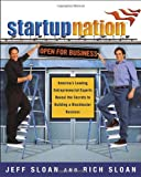 Startup Nation, Jeff Sloan and Richard Sloan, 0385512481
