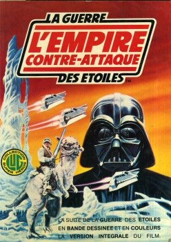 Marvel Special Edition STAR WARS THE EMPIRE STRIKES BACK The Official Comics Adaptation